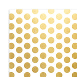 50x70cm Dots Wrapping Paper Roll - SHOPPLEHUB