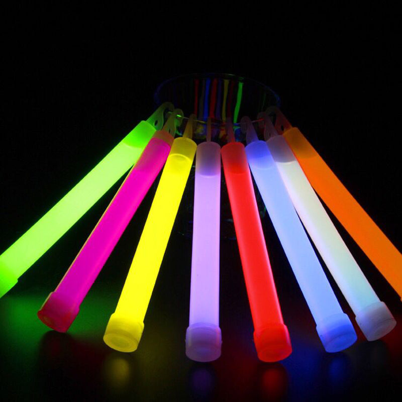 Halloween Fluorescent Glow Sticks - SHOPPLEHUB