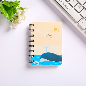 South Korean Style A7 Pocket Notebook - SHOPPLEHUB