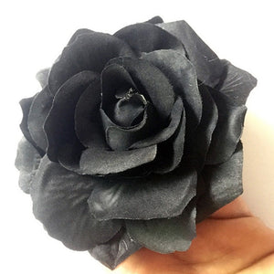 Artificial Flower Brooch Hairpin - SHOPPLEHUB