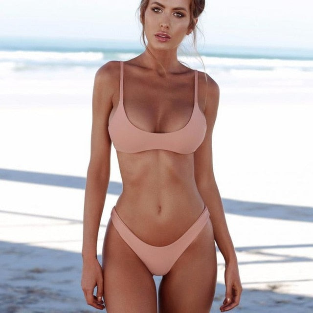 Bikini Set Swimwear - SHOPPLEHUB