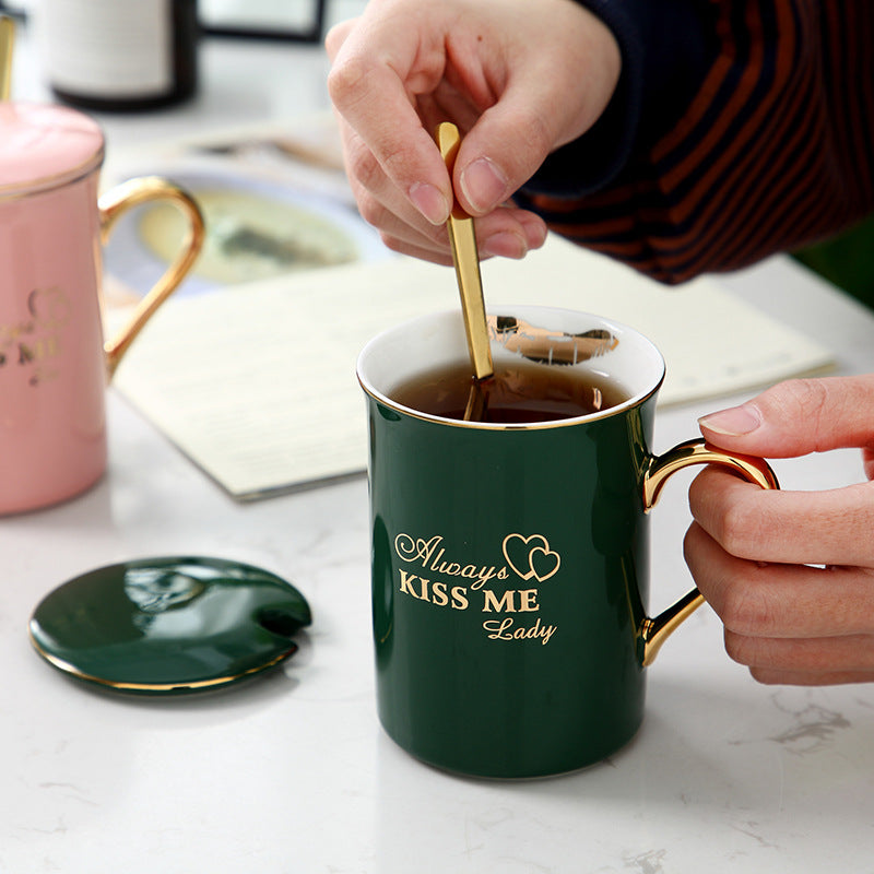 Royal Ceramic Mug Gift Set - SHOPPLEHUB