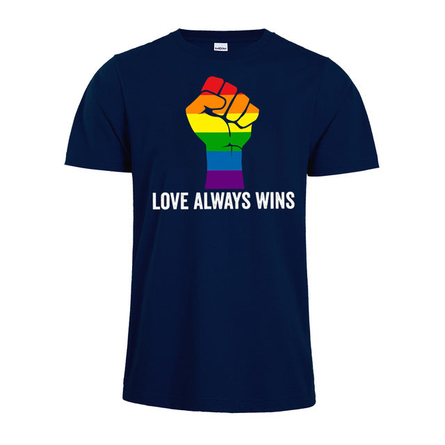 Love Always Wins T-Shirt - SHOPPLEHUB