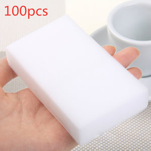 100/40/20/10pcs Melamine Magic Sponge - SHOPPLEHUB
