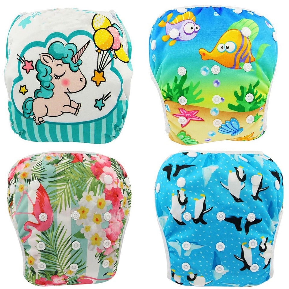 Waterproof Baby Swim Diaper - SHOPPLEHUB