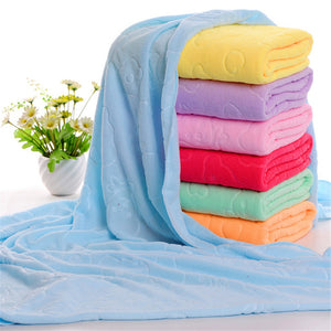 Baby Microfiber Towel - SHOPPLEHUB