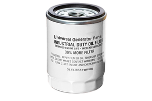 Universal Generator Parts Replacement for Generac 0J93230SSM 20Kw-22Kw SM 999 Maintenance Kit (Synthetic Oil)