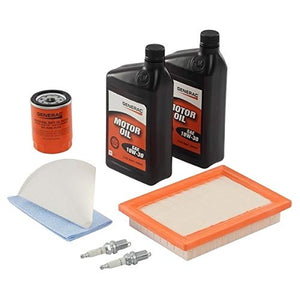 Generac Maintenance Kit for 20kw and 22kw with Oil (2013+ Evolution Models) Model: 0j932300