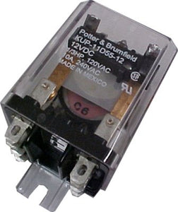 Generac Guardian 063617 Relay Panel 12VDC DPDT 10A 240VA