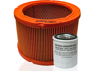 Load image into Gallery viewer, generac air and oil filter
