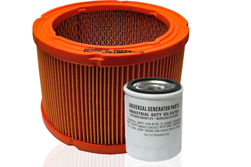 generac air and oil filter