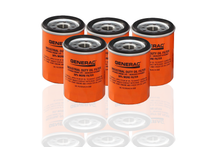 Load image into Gallery viewer, Generac Oil Filter Generator 070185E and 070185E Extended Life Oil Filter