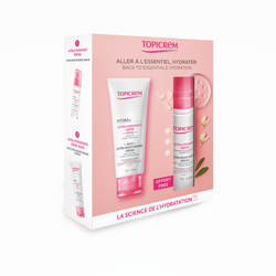 Topicrem Bundle Hydra Cream+ Hydra Serum