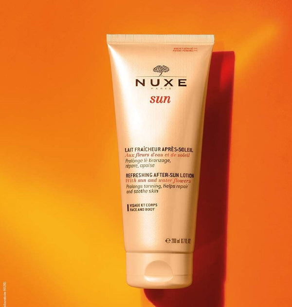 Nuxe Refreshing After-Sun Lotion for Face and Body