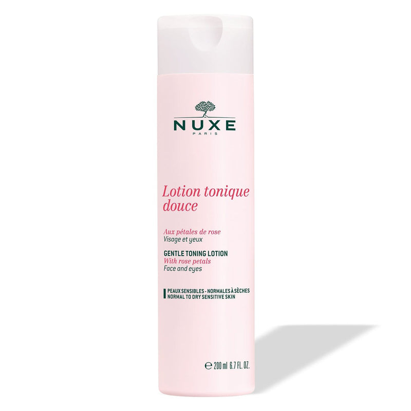 Nuxe Cleansers with Rose Petals Gentle Toning Lotion