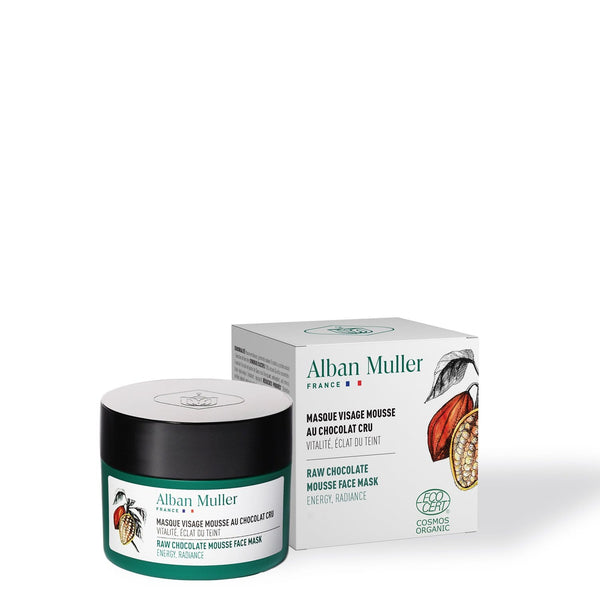 Alban Muller Raw Chocolate Mousse Face Mask