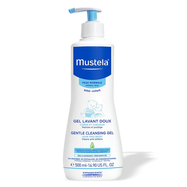 Mustela Gentle Cleansing Body Gel