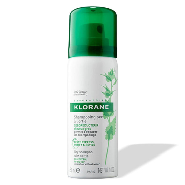 Klorane Dry Shampoo With Nettle Aerosol 1 oz