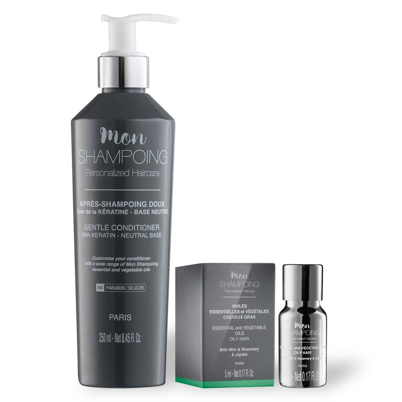 Mon Shampoing Oily Hair Conditioner Bundle