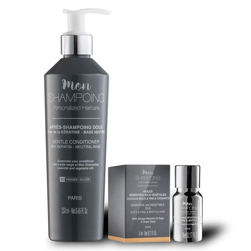 Mon Shampoing Fine and Soft Hair Conditioner Bundle