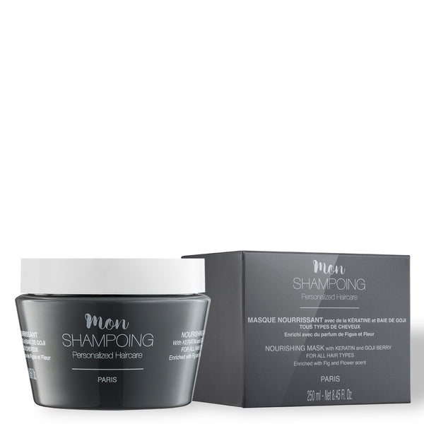 Mon Shampoing Nourishing Mask with Keratin Figs and Goji Berries
