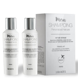 Mon Shampoing Cabin Size Travel Kit