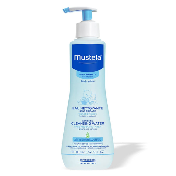 Mustela No-Rinse Cleansing Micellar Water