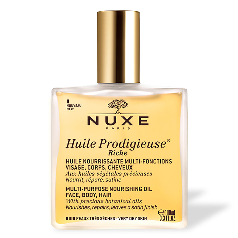 Nuxe Huile Prodigieuse Rich Nourishing Oil with Spray