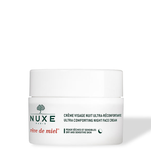 Nuxe Rêve de Miel Ultra Comforting Night Face Cream