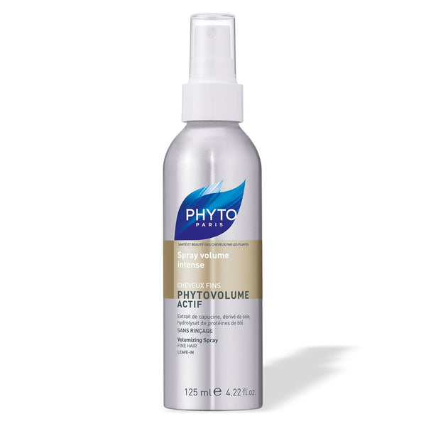 Phytovolume Actif Volumizing Spray Fine Hair 125ml