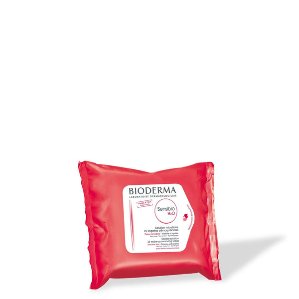 Bioderma Sensibio H2O Micelle Solution Make-Up Removing Wipes