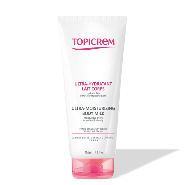 Topicrem Ultra - Moisturizing Body Milk 200 ml