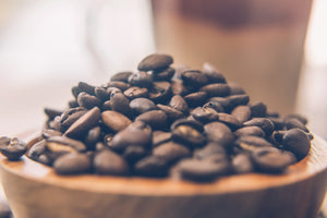 Freshly roasted coffee beans delivered to your home or office