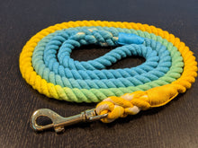 Load image into Gallery viewer, *PRE-ORDER* Life's a Beach - Rope Leash