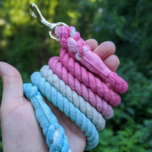 Load image into Gallery viewer, *PRE-ORDER* Cotton Candy Dreams - Rope Leash