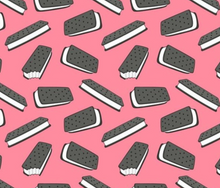 Load image into Gallery viewer, Ice Cream Sandwiches - Bandana Half (Must Purchase Any Two Patterns)
