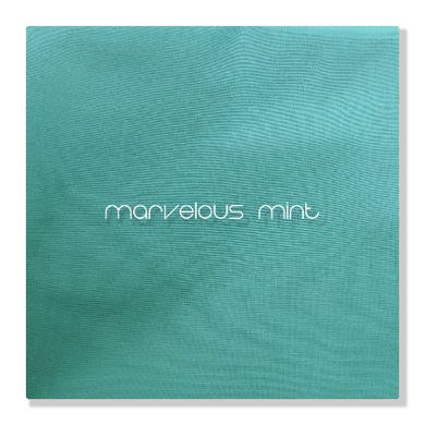 Marvelous Mint - Bandana Half (Must Purchase Any Two Patterns)