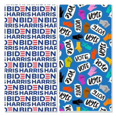 *PRE-ORDER* You Better VOTE! - Pre-Designed Full Reversible Bandana