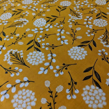 Load image into Gallery viewer, Goldenrod Fields - Bandana Half (Must Select Any Two Patterns)