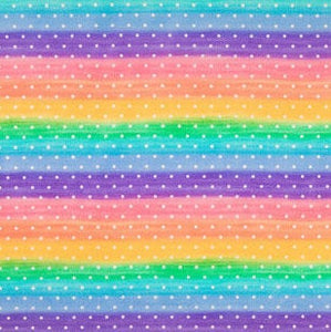 Prismatic Rainbow - Bandana Half (Must Purchase Any Two Patterns)