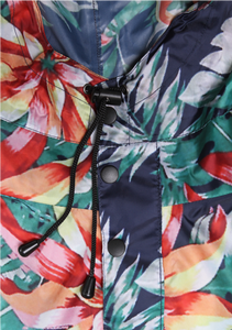 """Aloha Baby"" Eco-Friendly Rain Poncho - 365Dry"