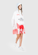 Load image into Gallery viewer, England Official Rugby World Cup 2019 Eco-Friendly Unisex Rain Poncho - 365Dry