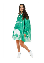 Load image into Gallery viewer, Ireland Official Rugby World Cup 2019 Eco-Friendly Unisex Rain Poncho - 365Dry