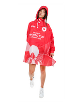 Load image into Gallery viewer, Japan Official Rugby World Cup 2019 Eco-Friendly Unisex Rain Poncho - 365Dry