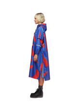 "Load image into Gallery viewer, ""Kyoto Cool"" Eco-Friendly Rain Poncho - 365Dry"