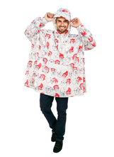 Load image into Gallery viewer, Ren-G Mascot Official Rugby World Cup 2019 Eco-Friendly Unisex Rain Poncho - 365Dry
