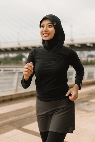5 Reasons to invest in a Sports Hijab