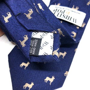 Sheep dog neck tie