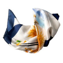 Load image into Gallery viewer, Silk Albert & Gus Scarf