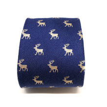 Load image into Gallery viewer, Stag neck tie